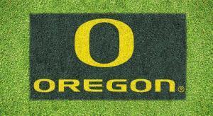 Oregon Lawn Stencil