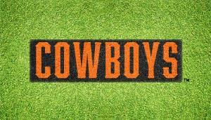 OSU COWBOYS Lawn Stencil Kit