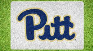 "Pittsburgh ""Pitt"" - Lawn Stencil Kit 1"