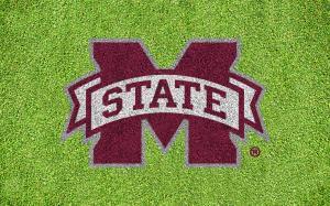 Mississippi State Logo Stencil