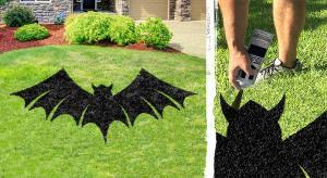 Halloween Bat Stencil Kit