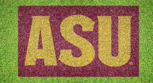 "Arizona State ""ASU"" - Lawn Stencil Kit"