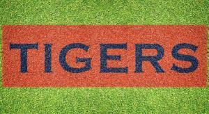 """Auburn """"Tigers"""" - Lawn Stencil Kit"""