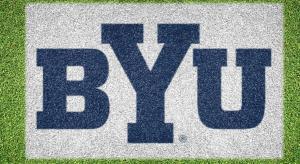 """Brigham Young """"BYU"""" - Lawn Stencil Kit"""