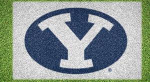 """Brigham Young """"Y"""" - Lawn Stencil Kit"""