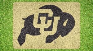 Colorado CU Buffalo - Lawn Stencil Kit