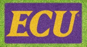 """East Carolina """"ECU"""" - Lawn Stencil Kit"""