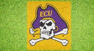 East Carolina Pirates stencils