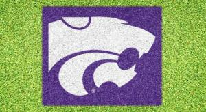 Kansas State Wildcat - Lawn Stencil Kit