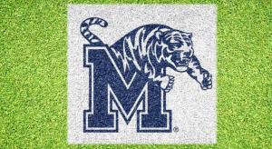 Memphis Tiger - Lawn Stencil Kit
