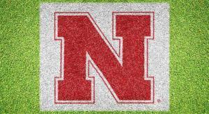 """Nebraska """"N"""" - Lawn Stencil Kit"""