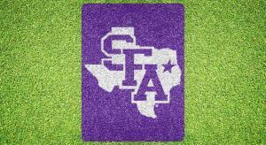 "Stephen F. Austin ""SFA"" Texas - Lawn Stencil Kit"
