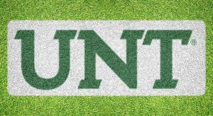 "University of North Texas ""UNT"" - Lawn Stencil Kit"