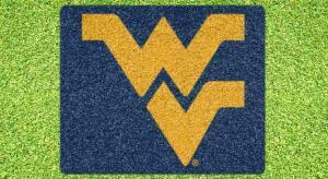 "West Virginia ""WV"" Letter - Lawn Stencil Kit"