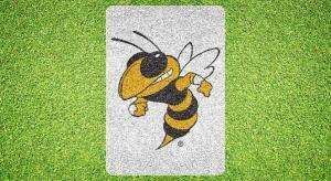 Georgia Tech Buzz - Lawn Stencil Kit