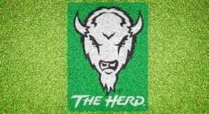 "Marshall ""The Herd"" - Lawn Stencil Kit"