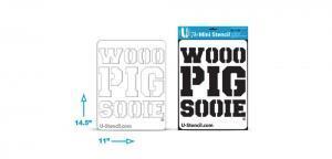 ARKOOS-205 Arkansas-WOOO-Pig-Sooie