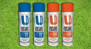 "University of Florida ""F"" - Lawn Stencil Kit"