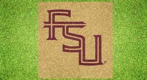 """Florida State """"FSU"""" - Lawn Stencil Kit"""