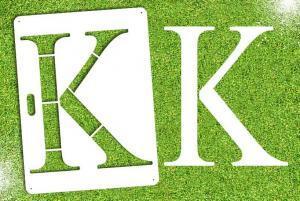 Greek Alphabet - KAPPA