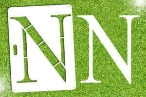 Greek Alphabet - NU