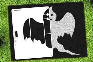 Ghost - Lawn Stencil Kit