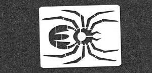 Spider - Mini Stencil