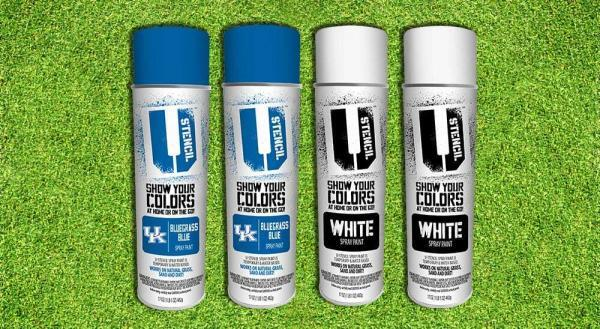 "University of ""Kentucky"" - Lawn Stencil Kit"