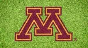 "University of Minnesota ""M"" - Lawn Stencil Kit"