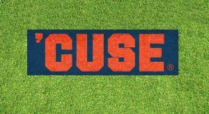 Syracuse logo stencil