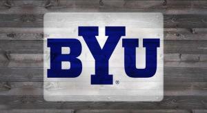 """Brigham Young """"BYU"""" Stencil Kit"""