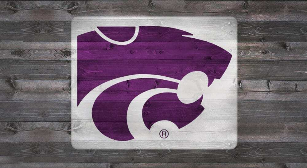 Kansas State Wildcat – Tailgater Stencil Kit