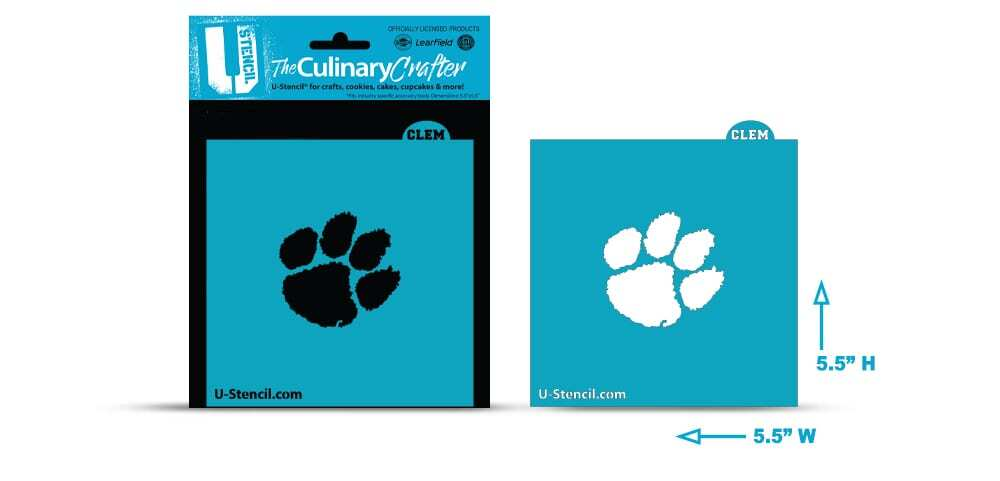 Clemson Paw – Culinary Crafter