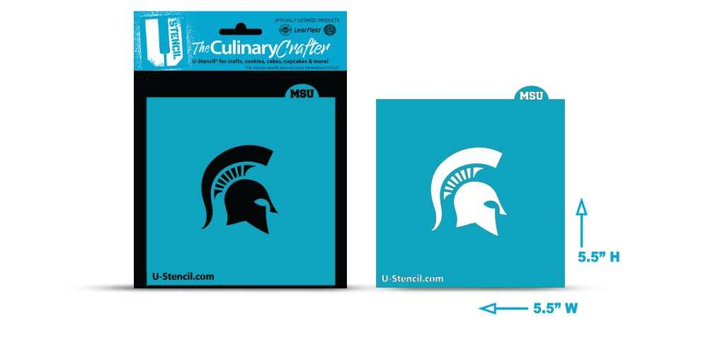 Michigan State Helmet – Culinary Crafter