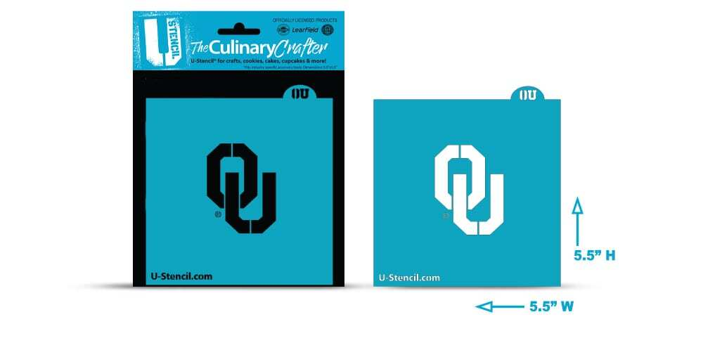 "Oklahoma ""OU"" – Culinary Crafter"