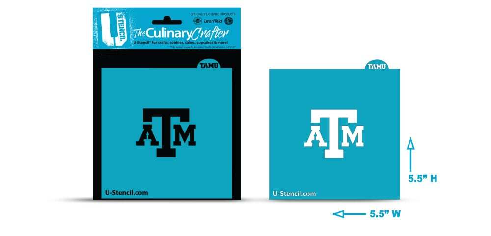 "Texas A&M ""T A&M"" – Culinary Crafter"