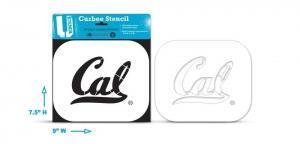 California Berkeley Curbee Stencil