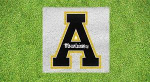 """Appalachian """"A"""" Lawn Stencil Kit"""