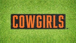 OSU COWGIRLS Lawn Stencil Kit