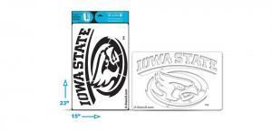 Iowa State Bird multipurpose stencil