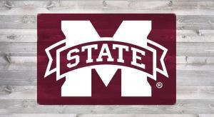 "Mississippi State Stencil Kit ""M"""