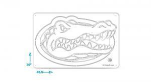 FUOOS-321 Florida-Gator-head