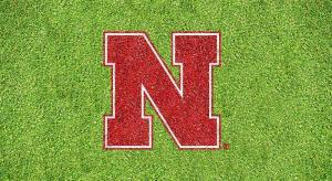 Nebraska N Lawn Stencil Kit