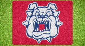 Fresno State Bulldog Stencil